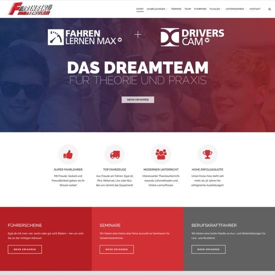 Ferrenberg-1 millenium –Top Werbung von Ihrer Full-Service Werbeagentur aus Mannheim
