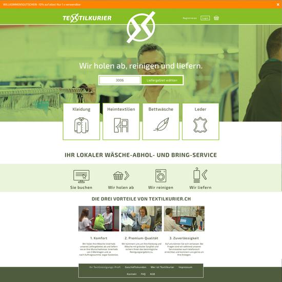 Textilkurier millenium –Top Werbung von Ihrer Full-Service Werbeagentur aus Mannheim