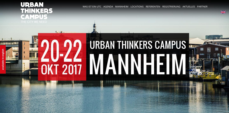 urban thinker campus mannheim millenium werbeagentur. Black Bedroom Furniture Sets. Home Design Ideas