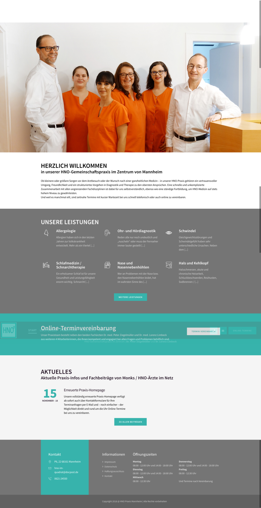 screenshot-hno-praxis-mannheim.de-2018.12.11-12-58-41 Relaunch der Präsenz HNO im Quadrat